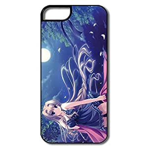 Alice7 Anime Girl Case For Iphone 5,Funny Sayings Iphone 5 Case