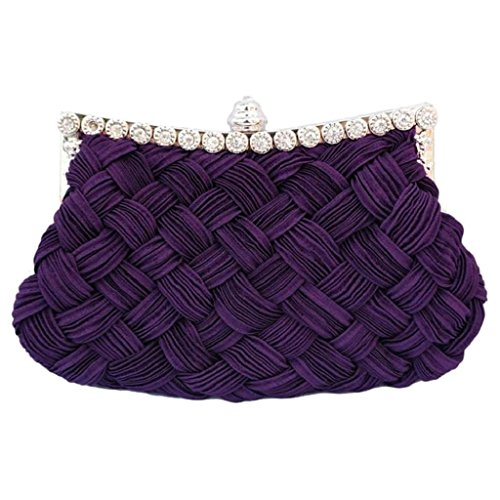 Violet pour 7 PRIAMS Pochette femme qIffaw