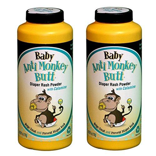 Anti Monkey Butt Diaper Powder Bottle product image