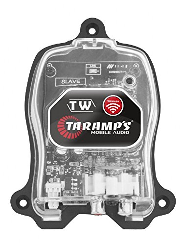 TARAMP'S TA-TW-SLAVE Long Range Audio Receiver for Cars