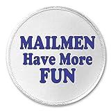 postal service patch - A&T Designs Mailmen Have More FUN 3