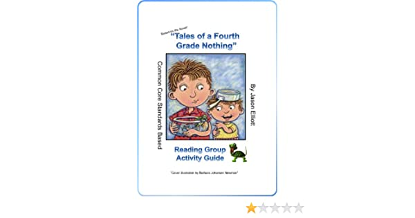 Tales of a Fourth Grade Nothing Reading Group Activity Guide ...