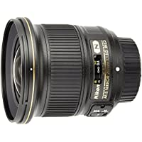 Nikon single focus lens af-s NIKKOR 20 mm f/1.8G ED AFS20 1.8 G(Japan Import-No Warranty)