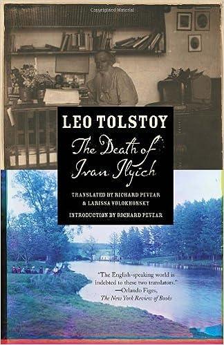 the death of ivan ilyich essay
