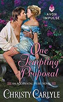 One Tempting Proposal (Accidental Heirs) by [Carlyle, Christy]