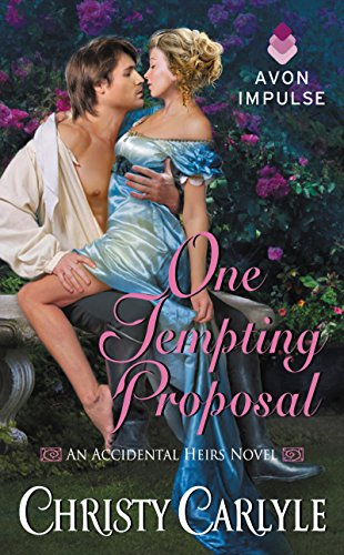 One Tempting Proposal (Accidental Heirs Book 2) (Stamford Kinder)