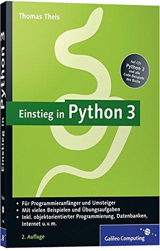 Einstieg in Python 3 (Galileo Computing)