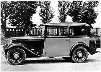 Amazon.com: 1933 BMW 303 Factory Photo: Entertainment Collectibles