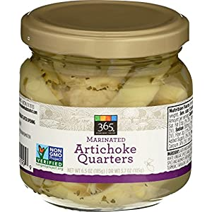 365 Everyday Value, Marinated Artichoke Quarters, 6.5 Ounce