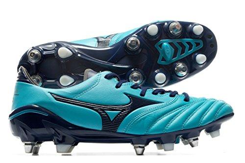 Mizuno, Herren Fußballschuhe Blau