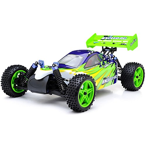 1/10 2.4Ghz Exceed RC Electric SunFire RTR Off Road Buggy (Fire Green) 10 Ep Sunfire Buggy
