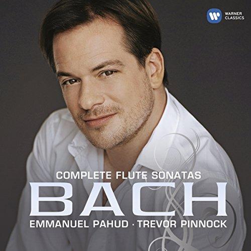 Bach: Complete Flute Sonatas ()
