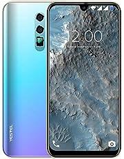 """YESTEL P30 Smartphone da 6.3"""" Android 8.1 Dual SIM 4G VoLTE, Octa-Core, 4GB+64GB+256GB Espandibili Cellulare,13MP+8MP, Batteria 4180mAh Cellulare"""