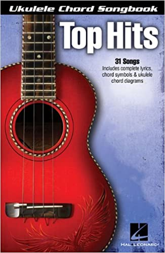 Amazon Top Hits Ukulele Chord Songbook Ukulele Chord