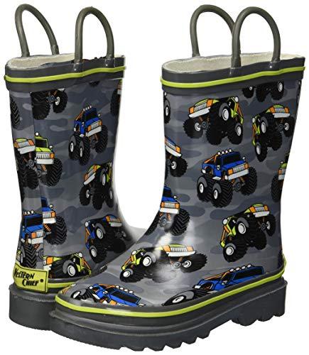 Pictures of Western Chief Boys' Waterproof Printed Rain Boot 2410904P 4