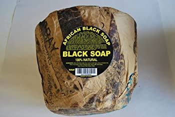 African Black Soap From Ghana 5 lbs. by smellgood