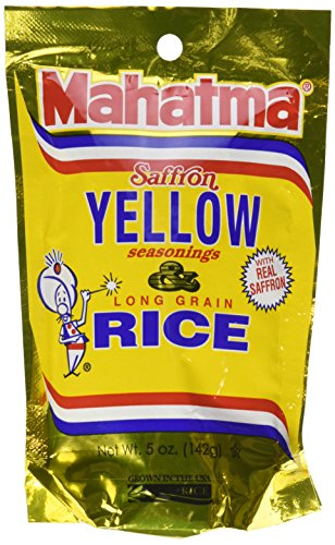 Mahatma Yellow Rice 5 Ounce (6 Pack)