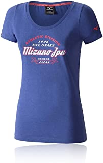 Mizuno JPN Heritage Women's Corsa T-Shirt