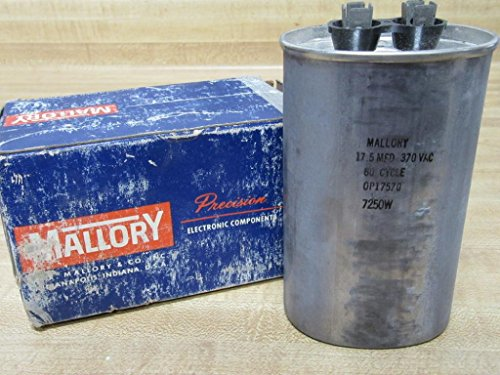Top 20 Best Mallory Capacitors Reviews 2017 2018 On