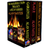 The Resurrection Trilogy Boxed Set: Gargoyles, Plague, Resurrection: A Sci-Fi Series