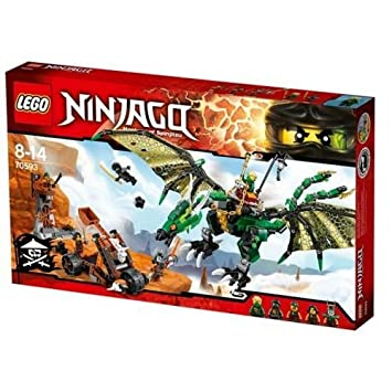 lego 70593 ninjago the green nrg dragon