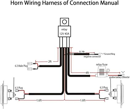 Car Air Horn Wiring Diagram from images-na.ssl-images-amazon.com