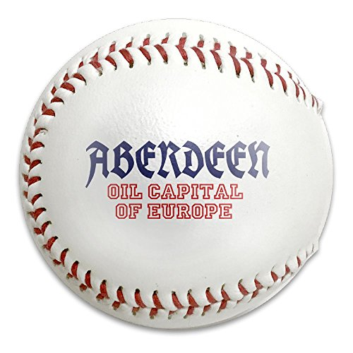 (Aberdeen Oil Capital Of Europe Unique Pattern Baseball Adult Youth Ball)