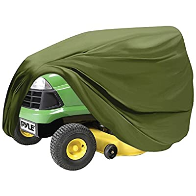 PYLPCVLTR11 PYLE PYLE PCVLTR11 Armor Shield Home & Garden Equipment Universal Lawn Tractor Cover