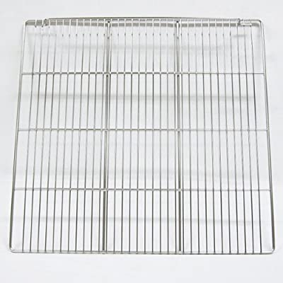 Turbo Air 30278Q0200 Replacement Shelf and Clips For 49 and 72 Cu. Ft. Turbo Air Refrigerators and Freezers
