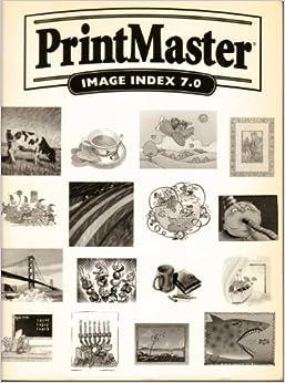 Book Printmaster Image Index 7.0
