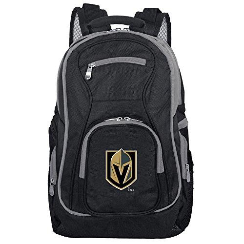 - NHL Vegas Golden Knights Colored Trim Premium Laptop Backpack