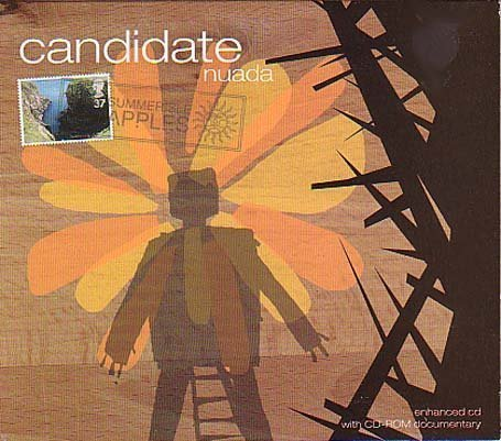 Nuada: Music Inspired By the Film the Wicker Man By Candidate (2002-10-28) (Music Wicker Man Film)