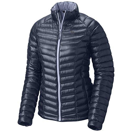 Mountain Hardwear Women's Ghost Whisperer Down Jacket Zinc Size - Whispers Mountain Quilt