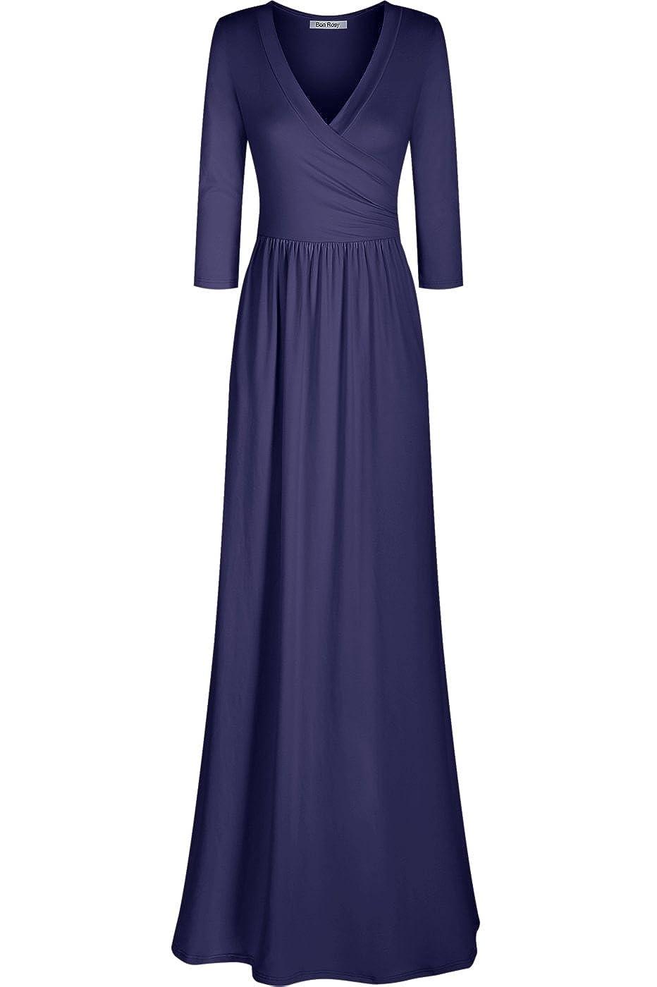 0063e984c5b Top 10 wholesale Burgundy Wrap Maxi Dress - Chinabrands.com
