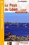 Le Pays du Léon... à pied : 37 promenades & randonnées