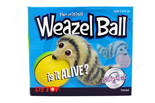 Weazel Ball - The Weasel Rolls