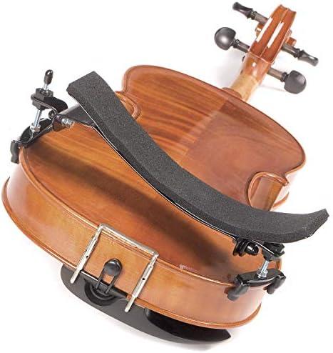 Bonmusica Shoulder Rest Violin//Viola Feet Pair