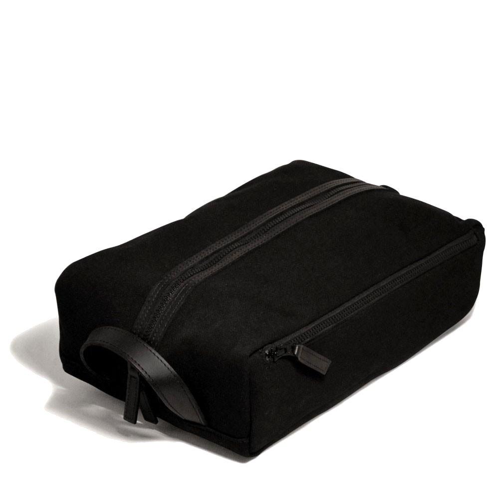 Jack Georges Canvas Shoe Bag Black