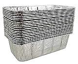 Handi-Foil 2 lb. Disposable Aluminum Foil Loaf