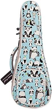 """MUSIC FIRST cotton""""PANDA"""" ukulele case ukulele bag ukulele cover, New Arrial, Original Design,"""