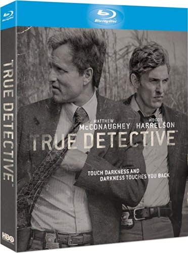 True Detective: Complete First Season [Blu-ray]