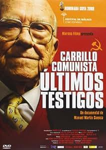 Carrillo Comunista [DVD]