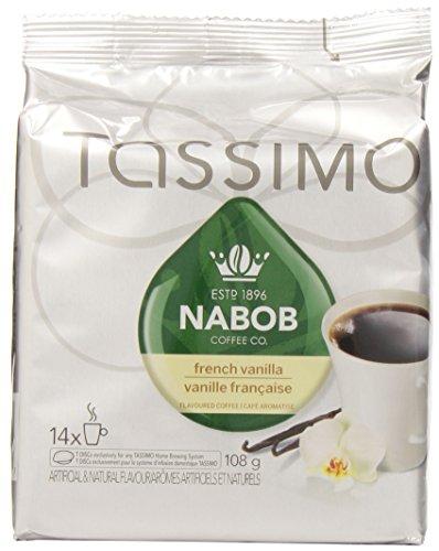 Nabob Tassimo French Vanilla Coffee T-Discs, 14-Count