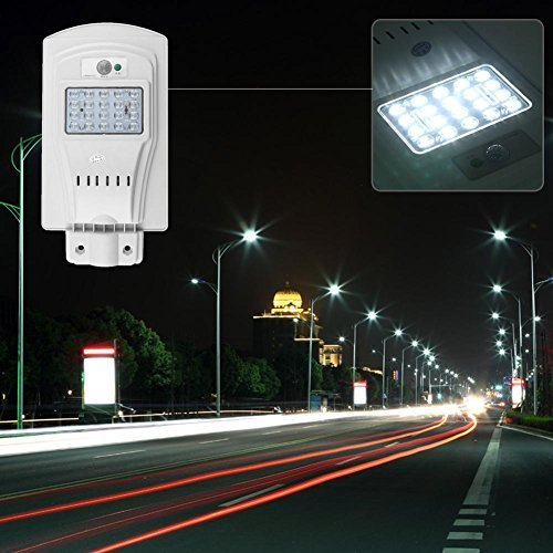 Solar Powered Led Street Lighting System in Florida - 9