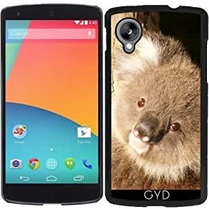 Funda para Google Nexus 5 - Lindo Oso Koala by Grab My Art
