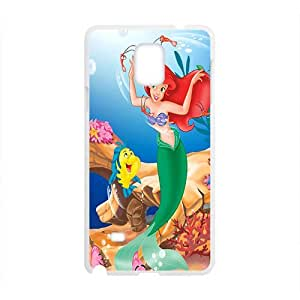 HEDM The little mermaid Case Cover For samsung galaxy Note4 Case