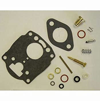 Amazon.com: Carburetor Kit Allis Chalmers G Massey Harris Pony ...