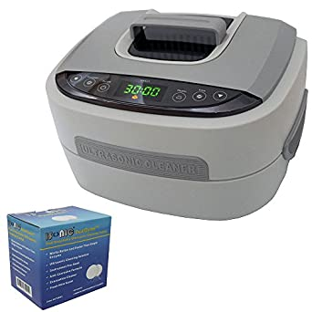 Amazon com: iSonic P4821+CTDE01 Ultrasonic Dental Instrument Cleaner