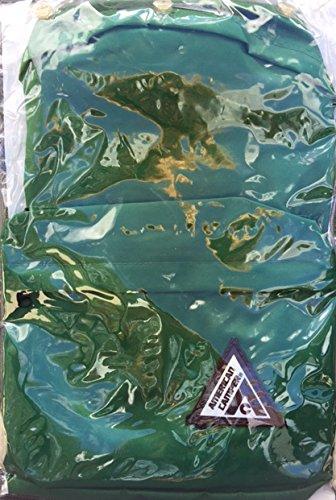 Vintage-American-Camper-Nylon-Teardrop-Backpack-Green