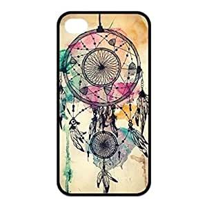 Dream Catcher Durable Snap-On Hard Back Case Cover for iPhone 5 5s Black case